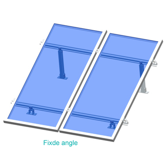 Flat Roof -Adjustable Tilt Kit